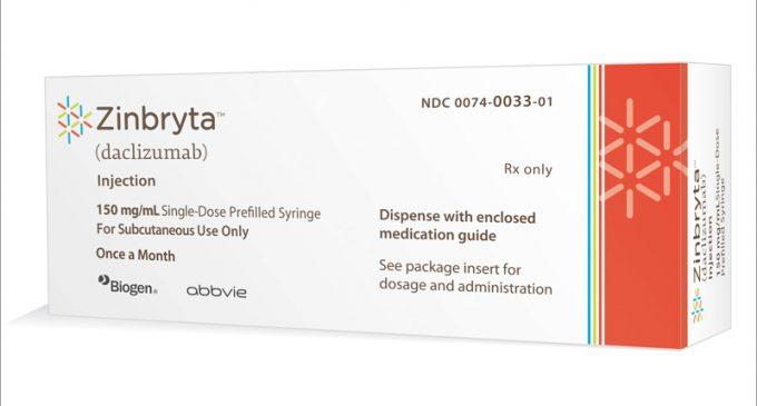EMA to Evaluate Liver Problems Linked to Zinbryta