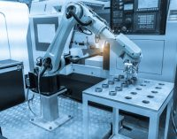 Industrial robot market booming