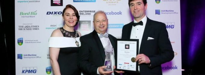 Diaceutics Wins at Export Industry Awards